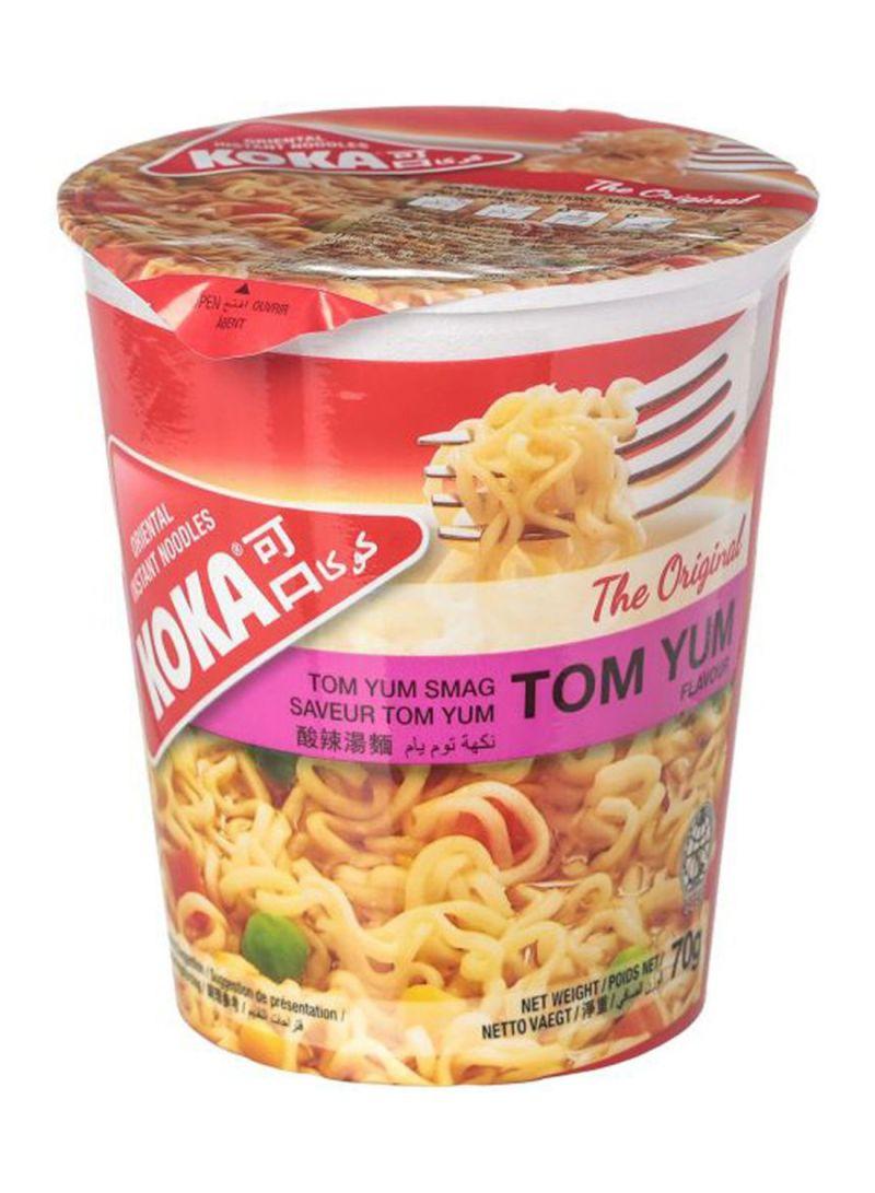 Oriental Instant Noodles Tom Yum 70 g