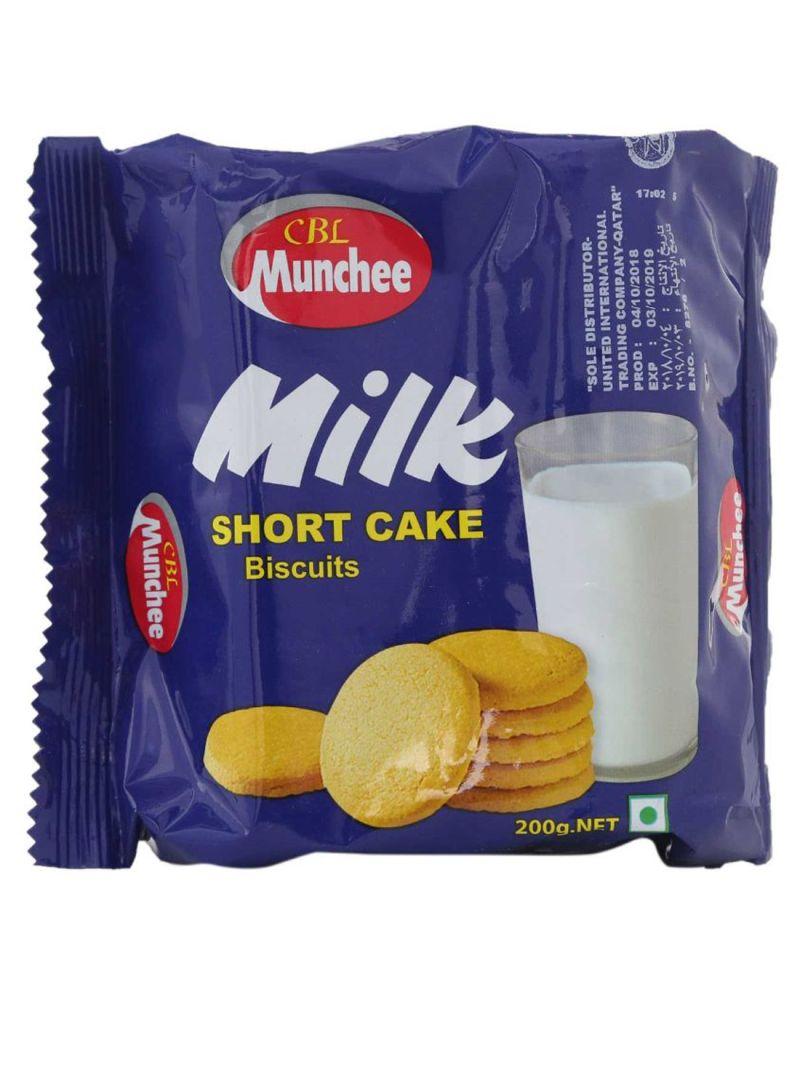 Milk Short Cake Biscuits 200 g