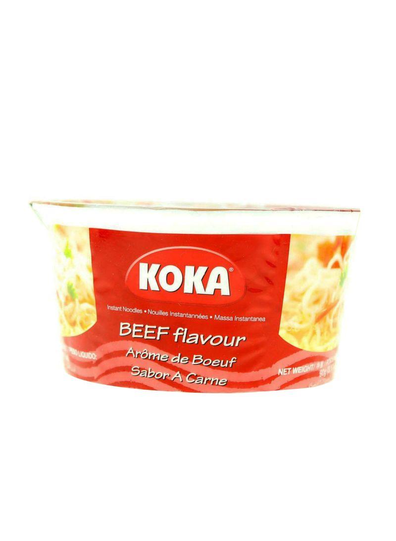 Instant Noodles Beef Flavour 90 g