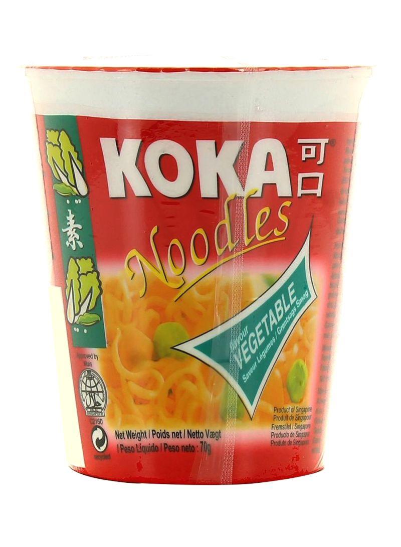 Vegetable Noodles 70 g