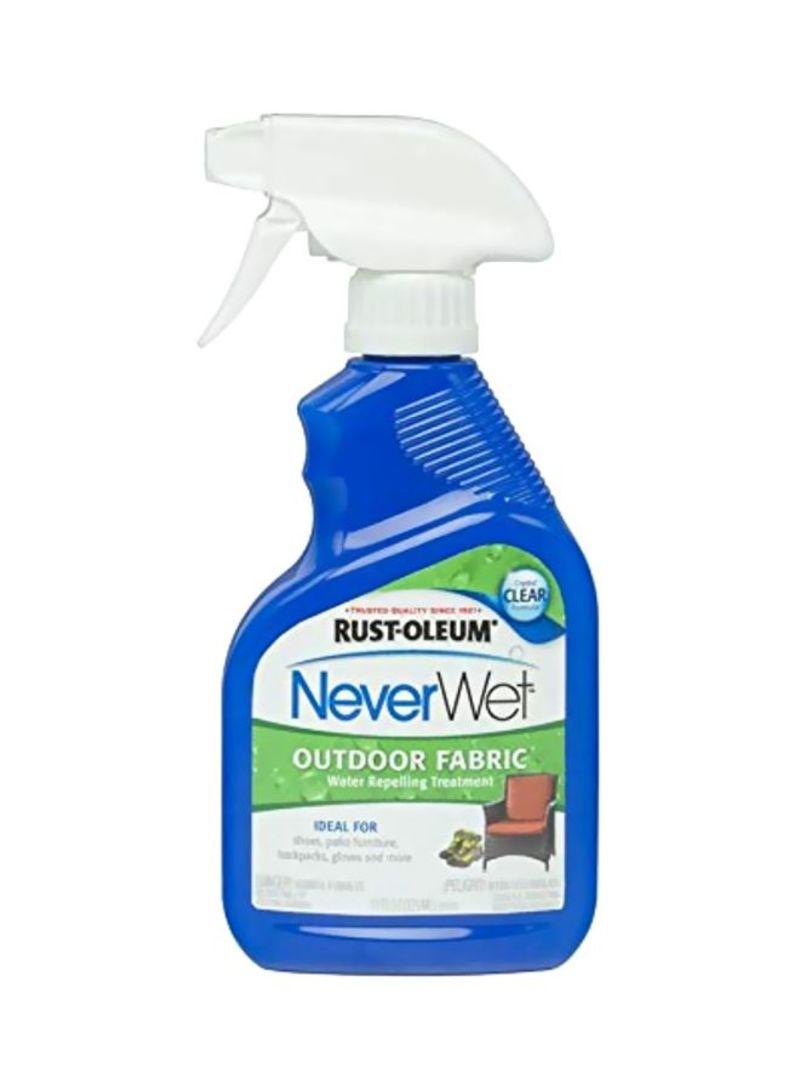 Outdoor Fabric Pump Spray Clear 11 ounce