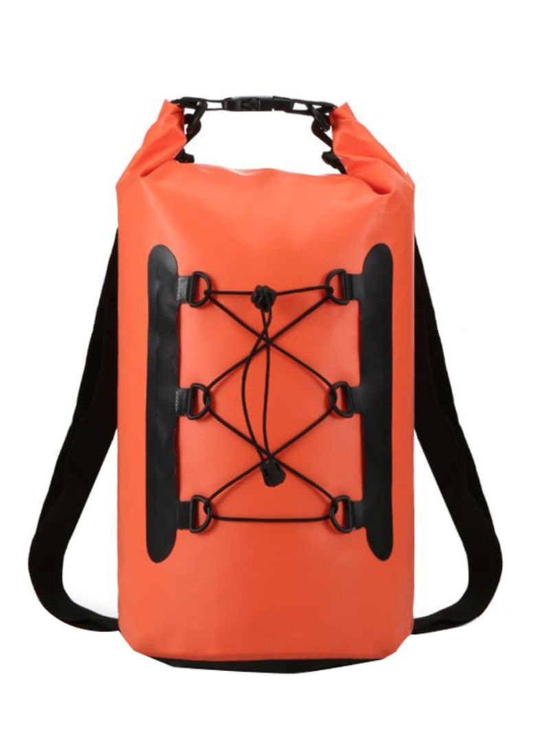 Waterproof Dry Swimming Roll Bag With Phone Case Bag 15 liter