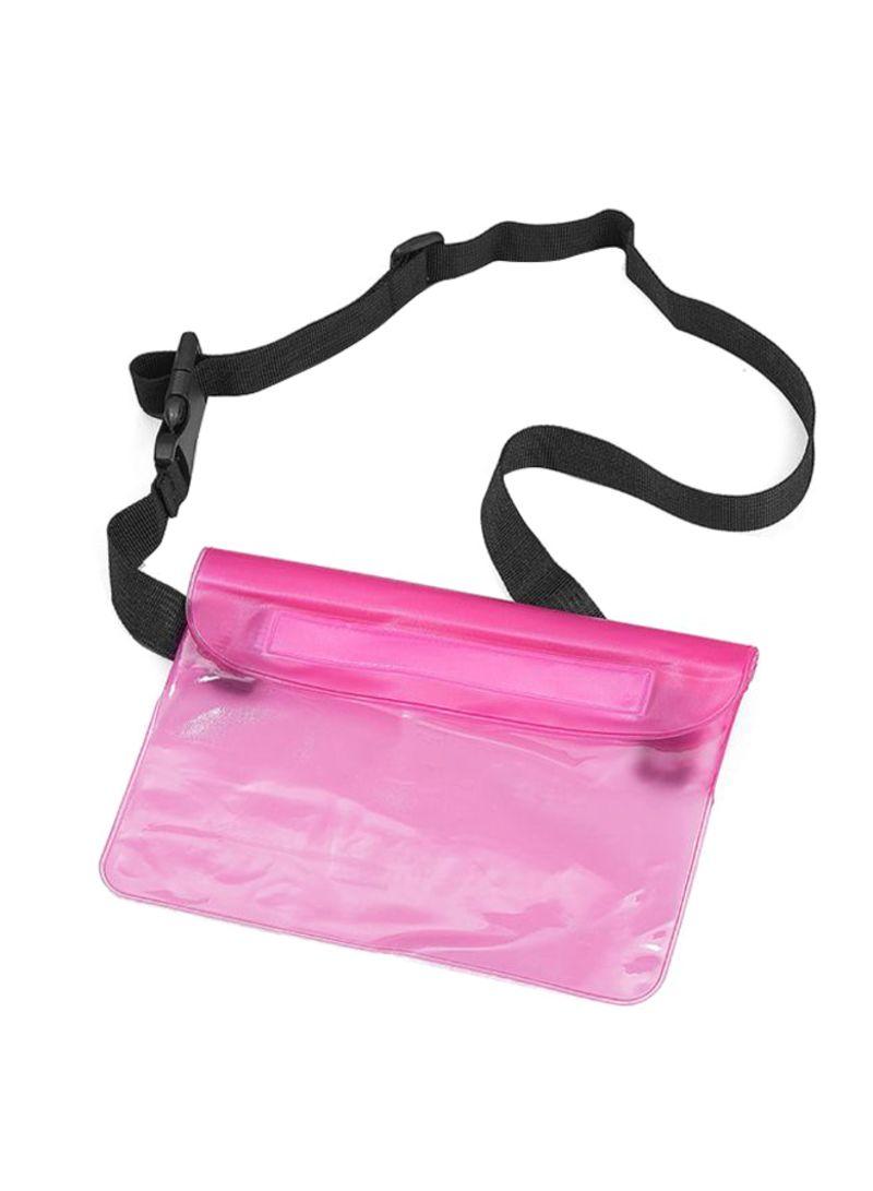 Waterproof Swimming Waist Bag Pouch 8.7 x 5.9 inch
