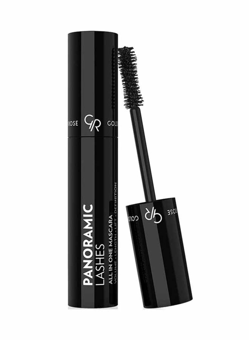 Panoramic Lashes All In One Mascara Black