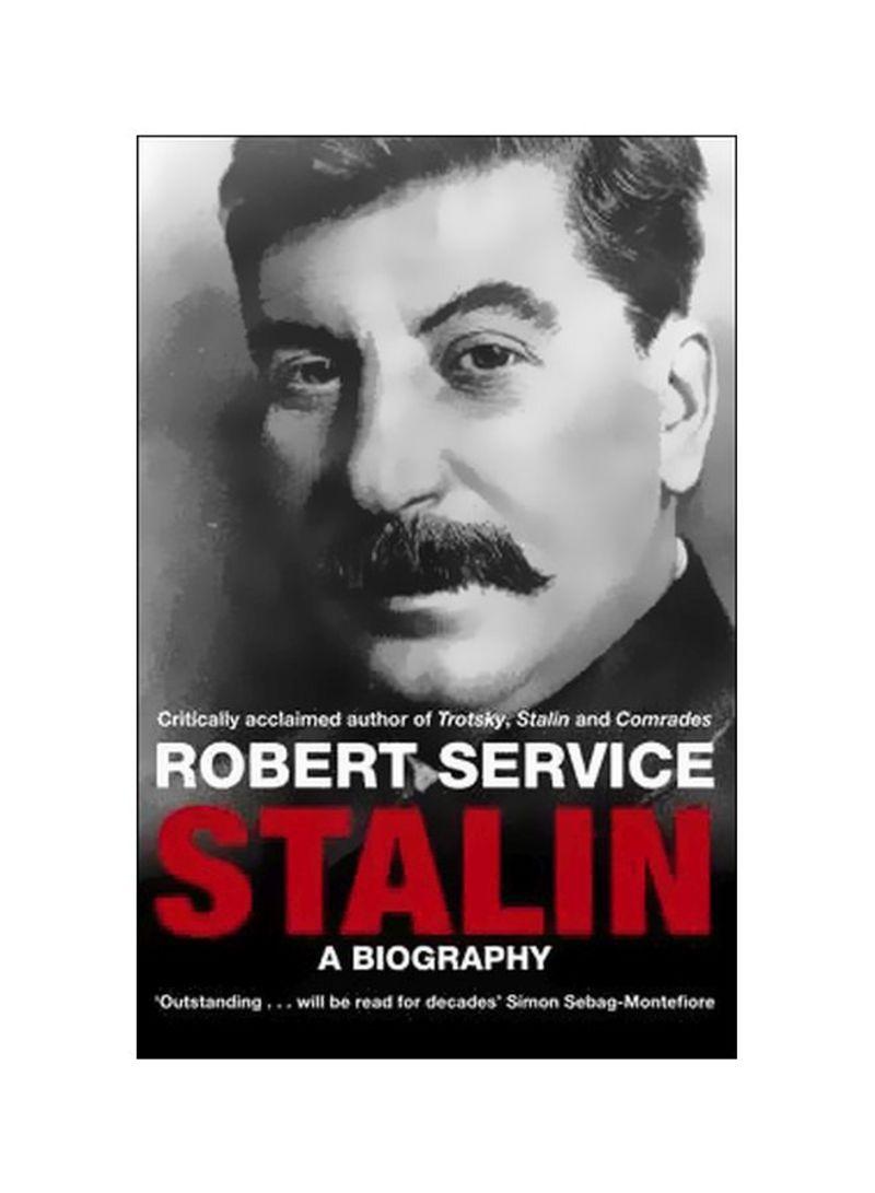Stalin: A Biography Paperback