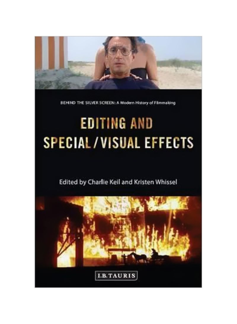 Editing And Special/Visual Effects Paperback