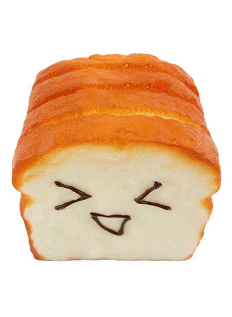 Stress Reliever Soft & Super Squishy Bread Toys