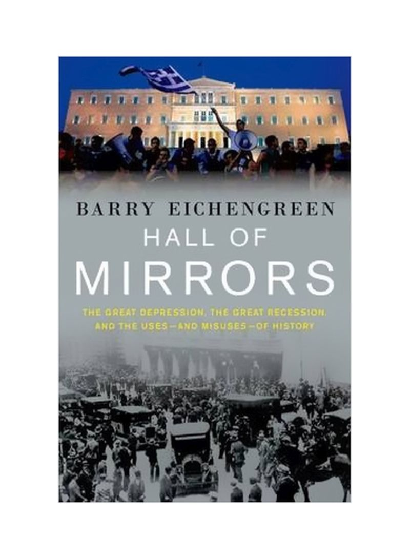 Hall Of Mirrors Hardcover