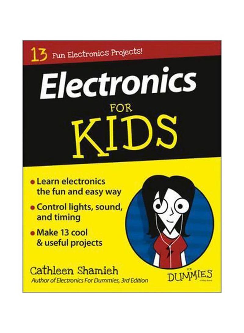Electronics For Kids Paperback 1