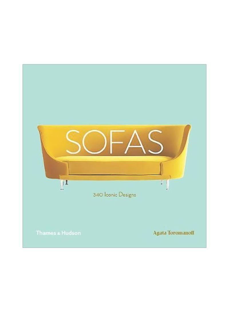 Sofas: 340 Iconic Designs Hardcover