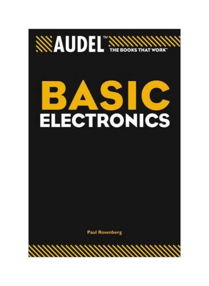 Audel Basic Electronics: The Books That Work Paperback