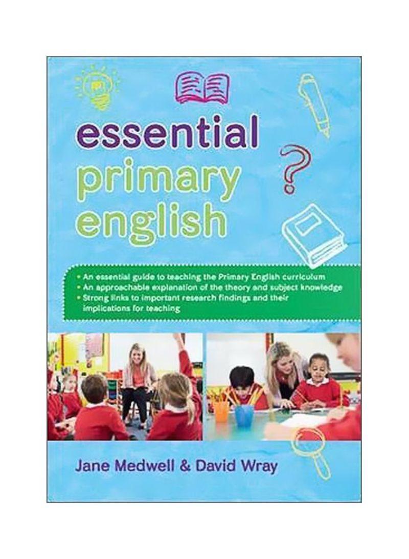 Essential Primary English Paperback