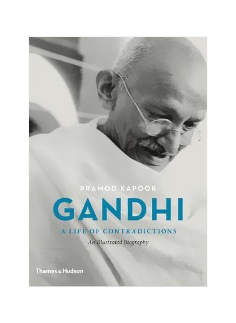 Gandhi: An Illustrated Biography Hardcover