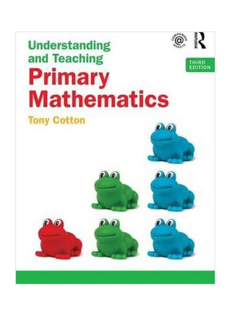Understanding And Teaching Primary Mathematics Paperback 3