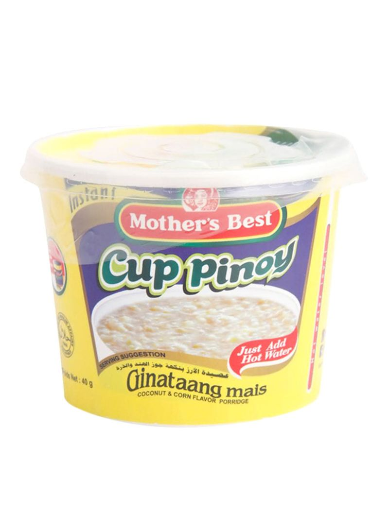 Instant Cup Pinoy Ginataang Mais 40 g