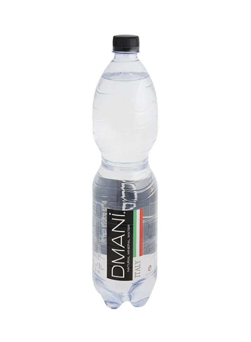 Natural Mineral Water 1.5 liter