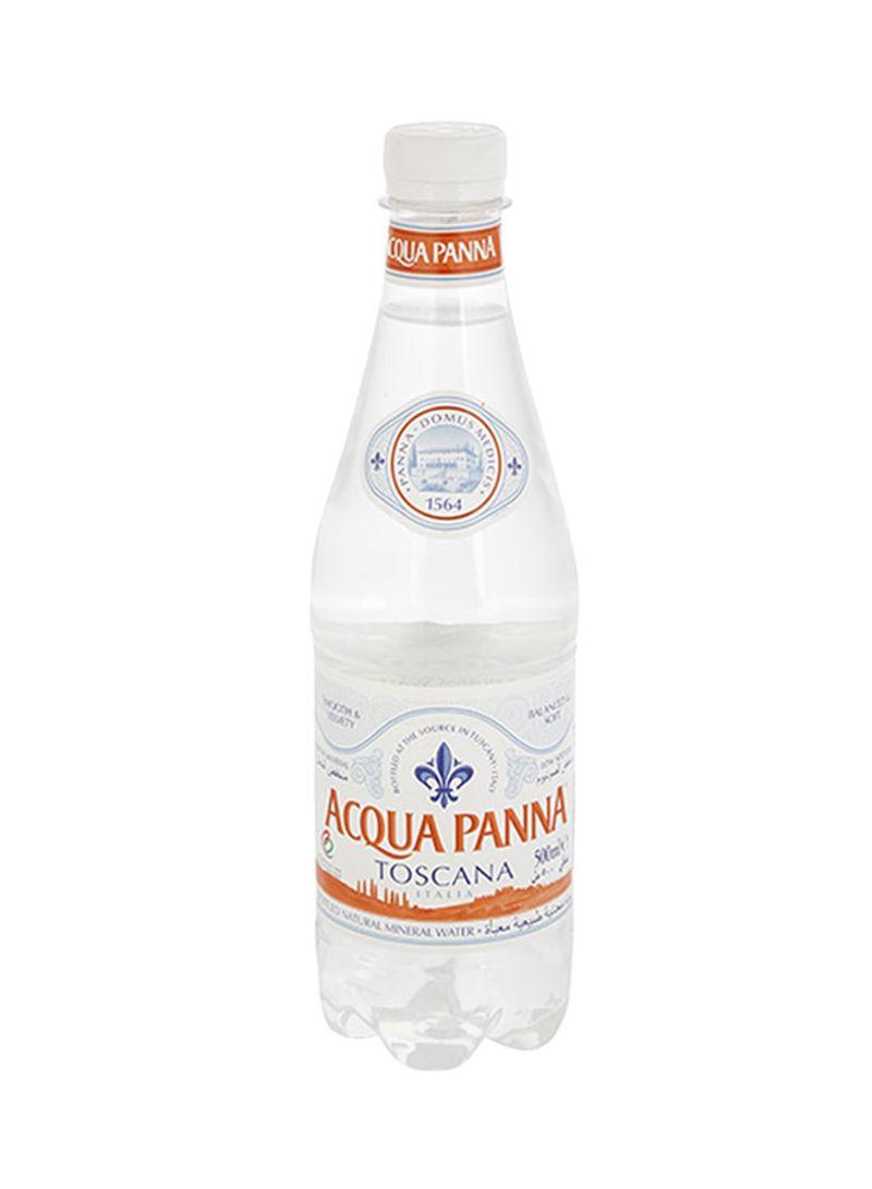 Panna Natural Mineral Water 500 ml