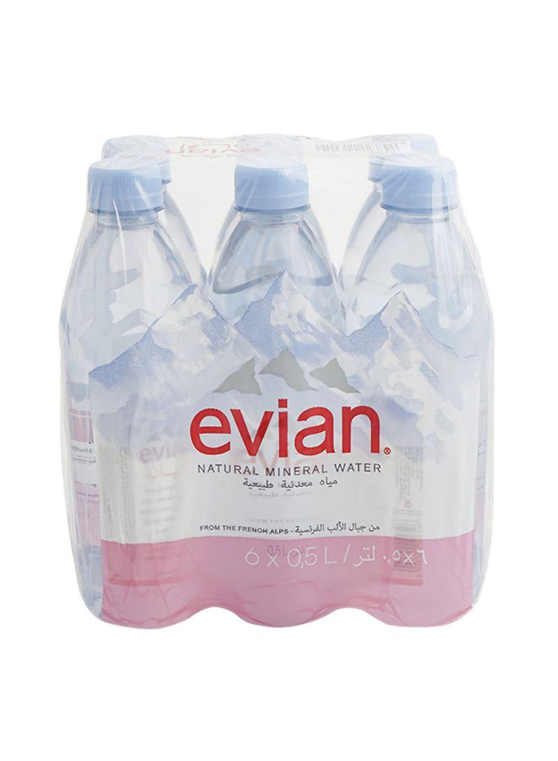 Prestige Mineral Water medium 500 ml Pack of 6