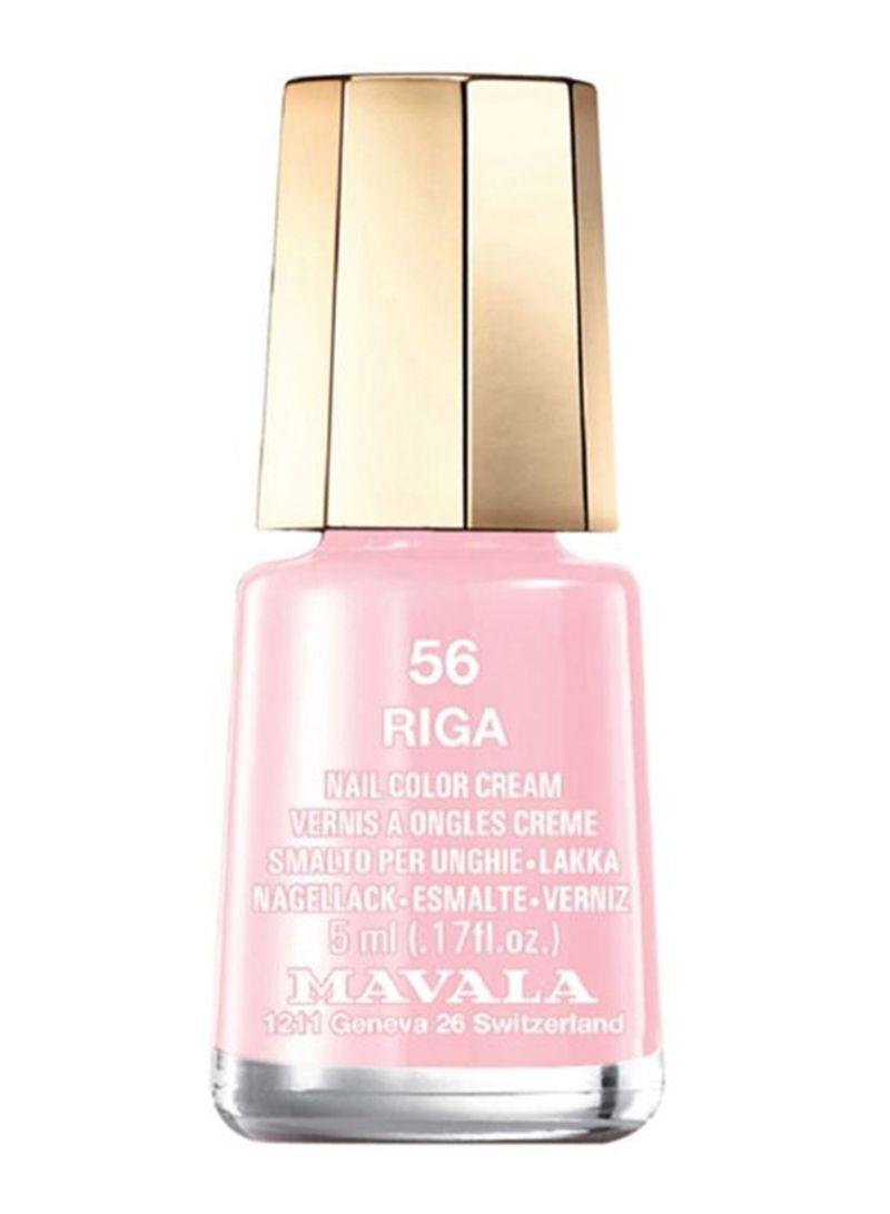 Glossy Nail Polish 56 Riga