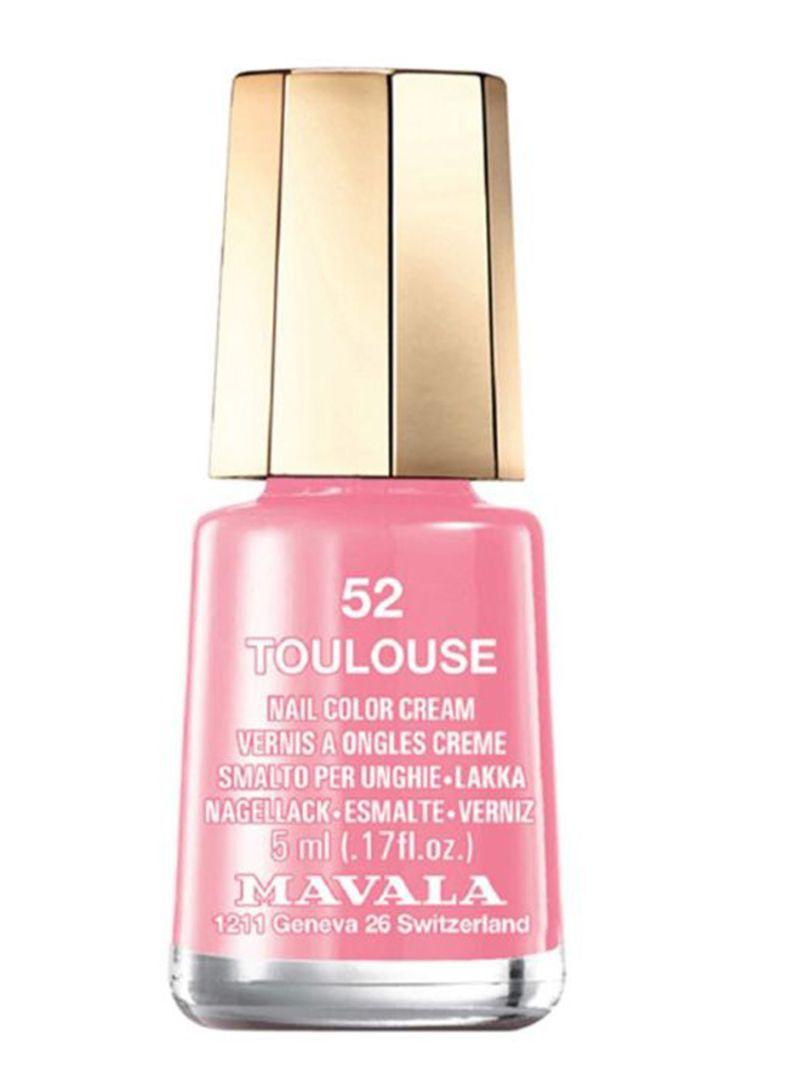 Glossy Nail Polish 52 Toulouse