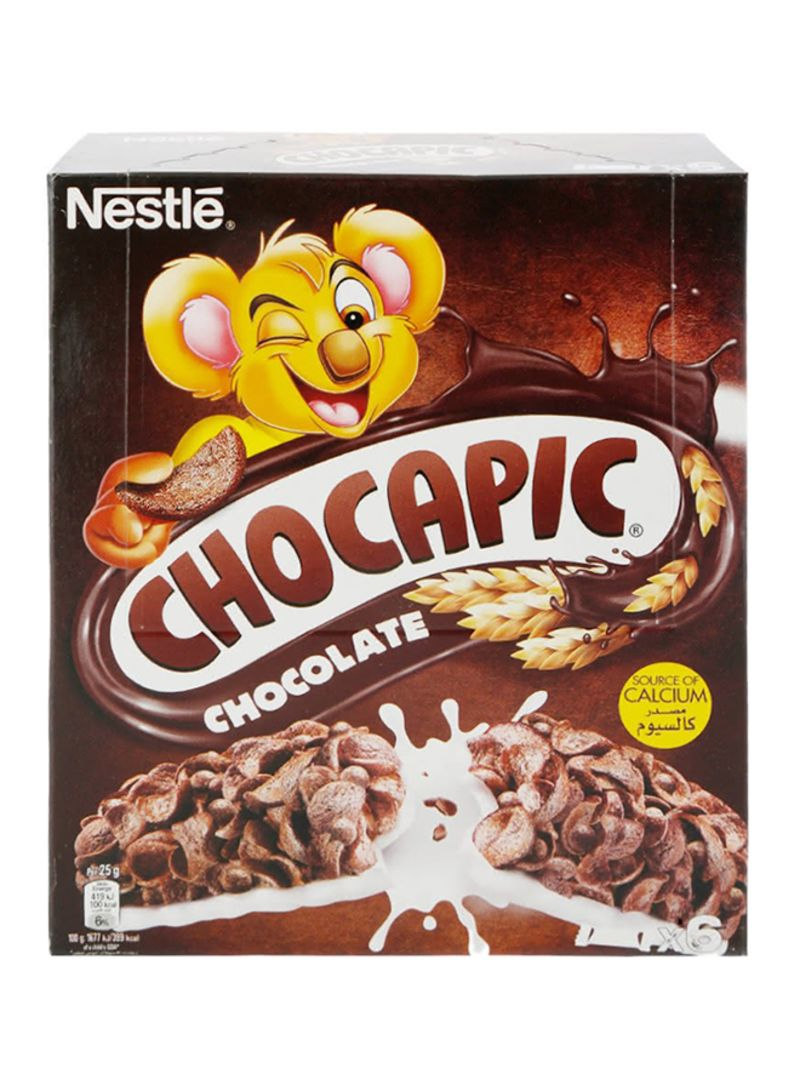 Chocolate Cereal Bar 150 g Pack of 6
