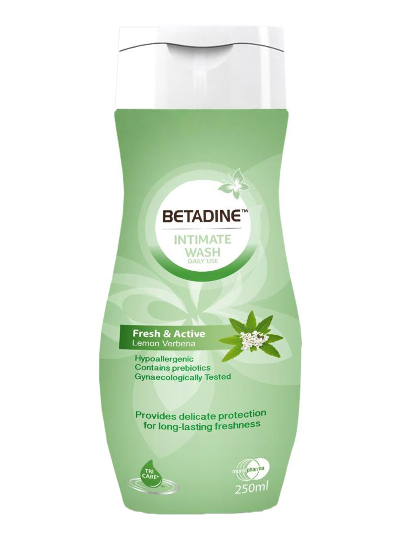 Fresh And Active Intimate Wash 250 ml