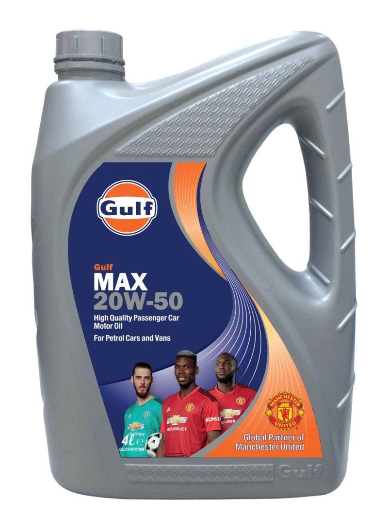 Max 20W-50 Engine Oil