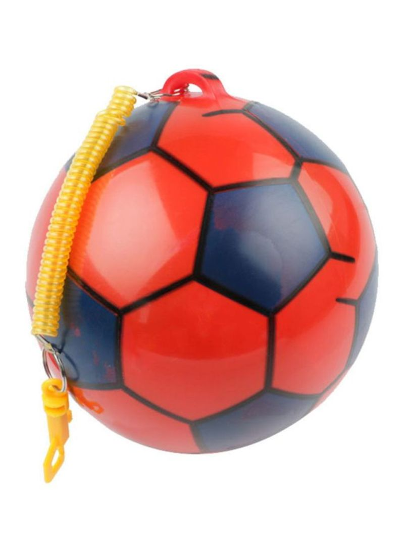 Inflatable Football With Chain