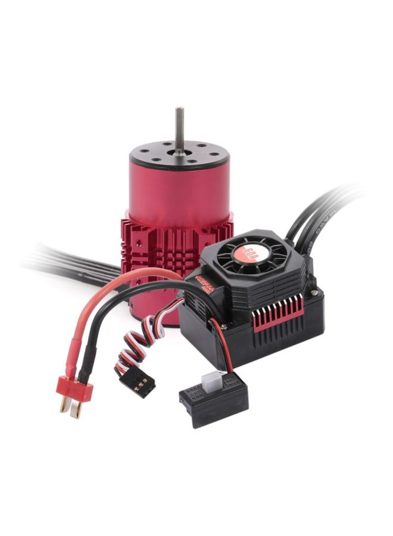 Brushless Motor With Heat Sink