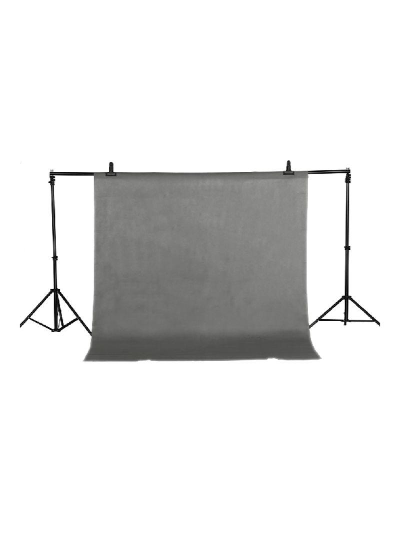 Non-Woven Screen Photo Backdrop Background Grey