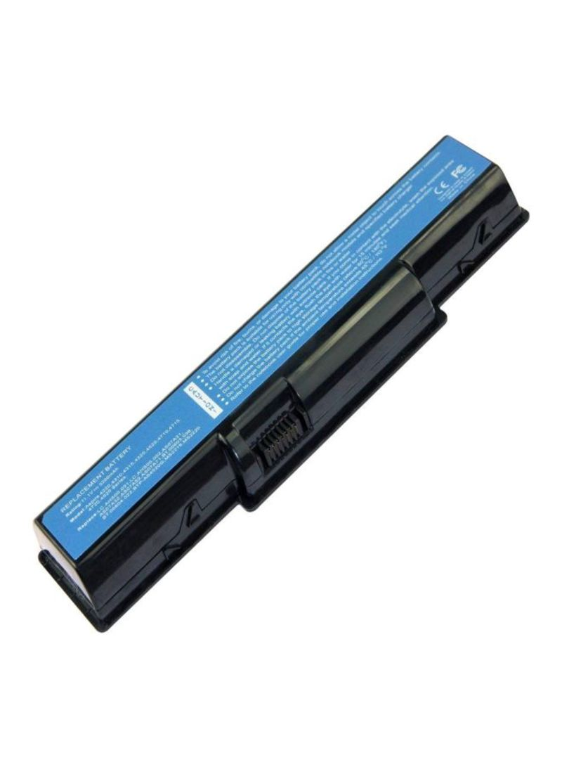 Replacement Battery For Hp Probook 4510s Black 5200 mAh