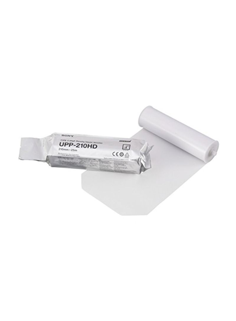 UPP-210HD High-Density Photo Enlarging Paper White