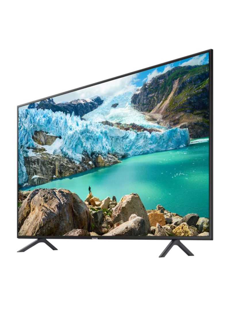 49-Inch 4K UHD LED Smart TV UA49RU7100 Black