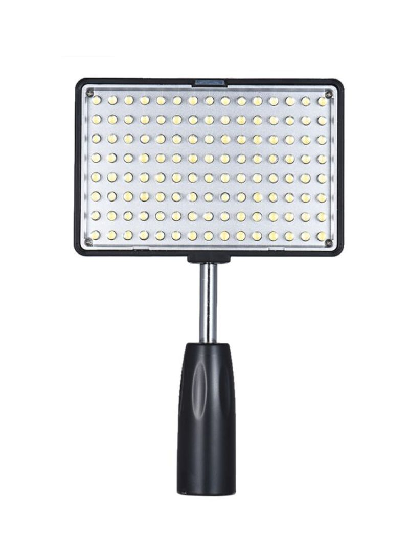 TL-120 Dimmable Video Light With Filters White
