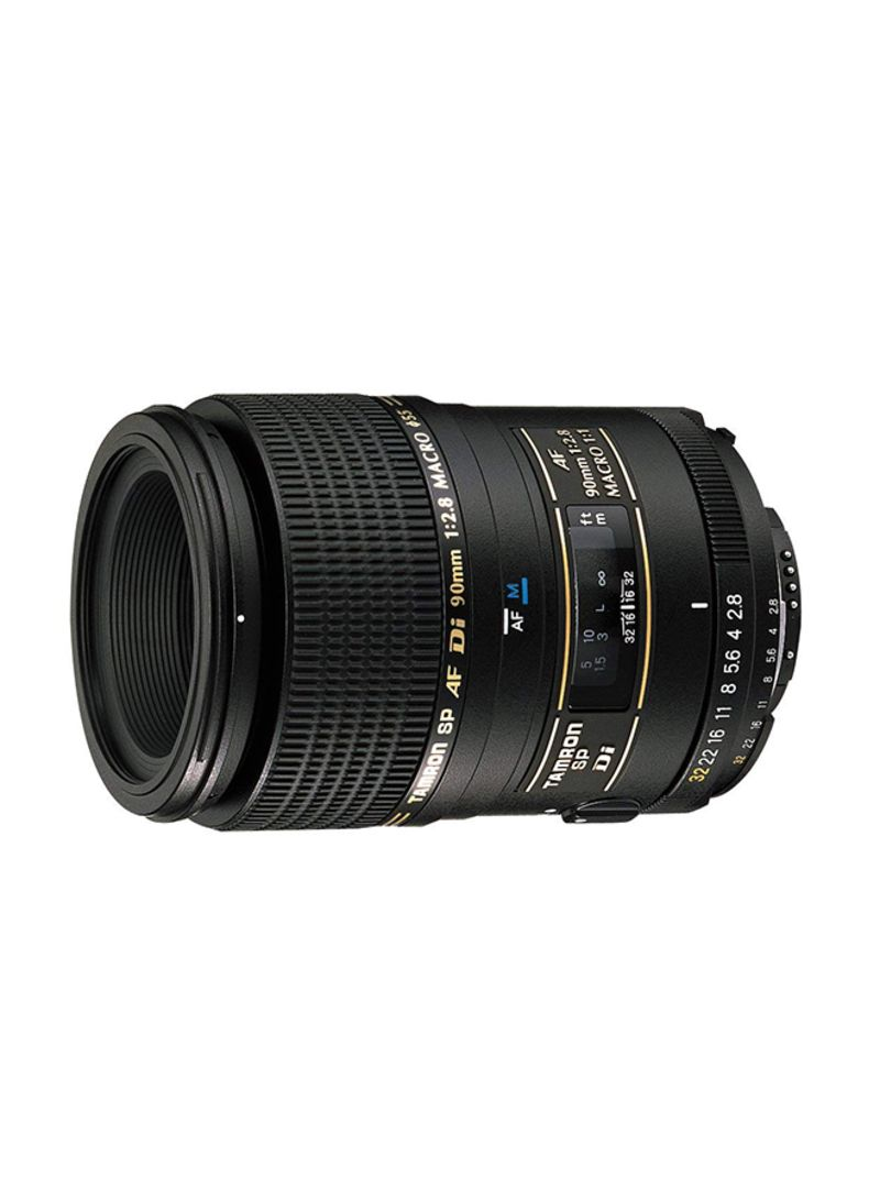 90mm f/2.8 Macro Lens For Sony Alpha/Minolta Maxxum SLR Black