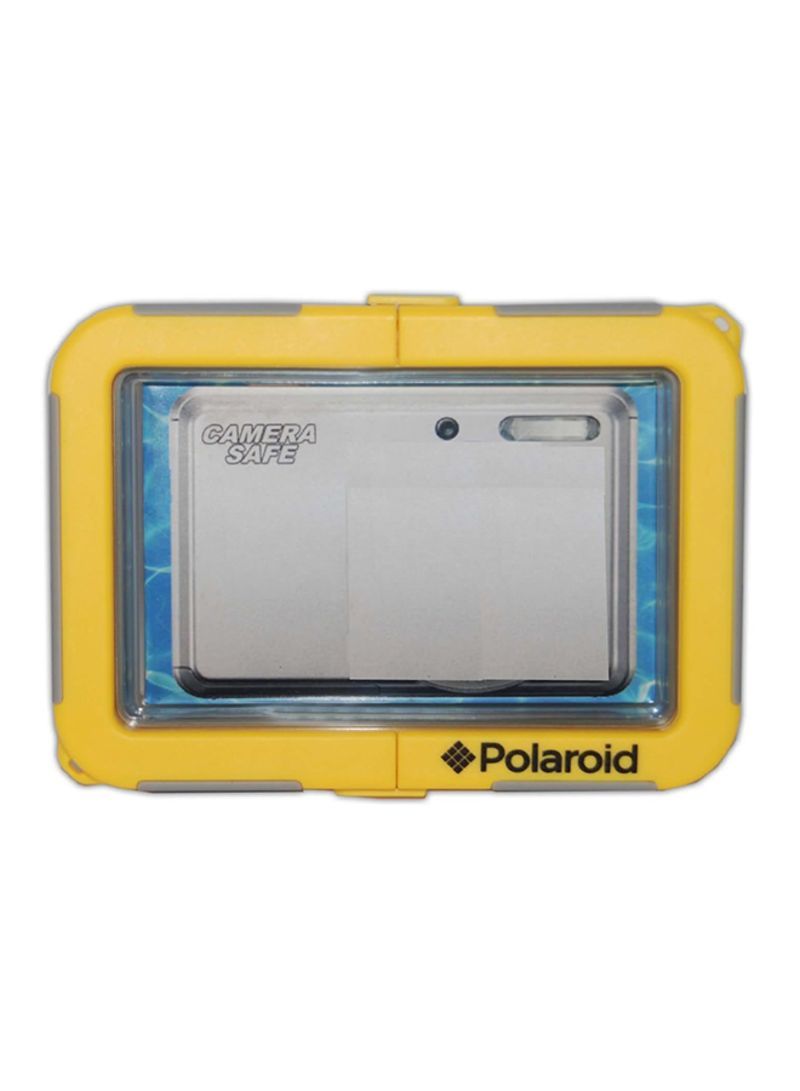 Waterproof Dive Housing Case For Sony Digital Camera Yellow