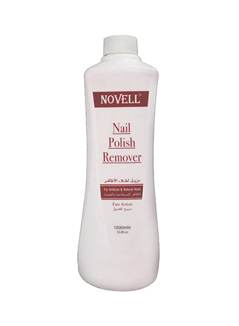 Nail Polish Remover Clear
