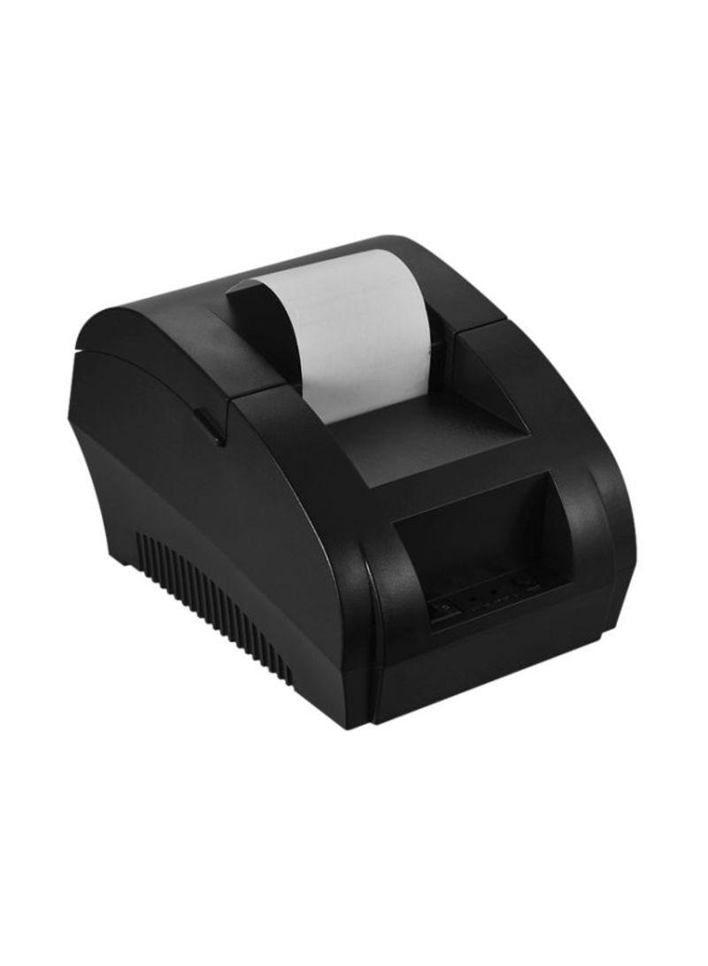 Wireless Receipt Printers Black