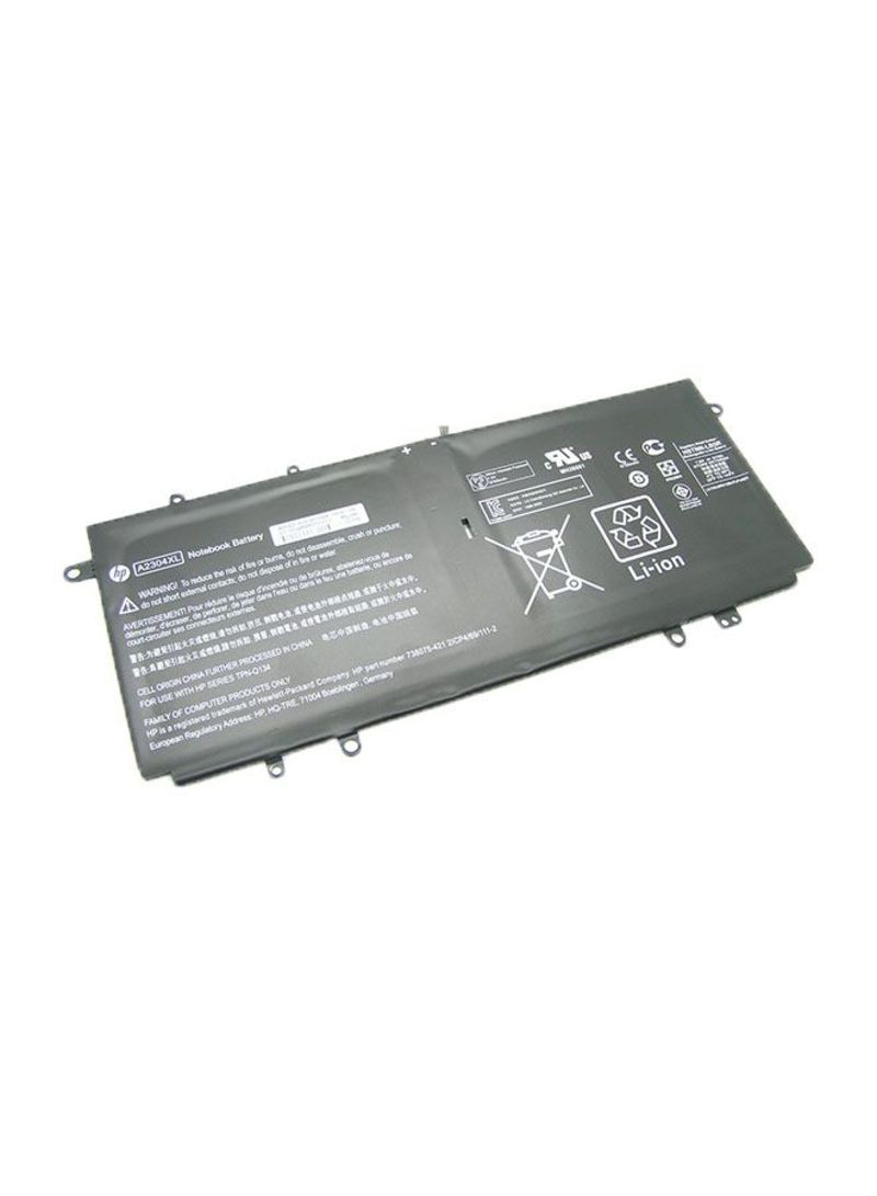 HP Laptop Replacement Battery Black