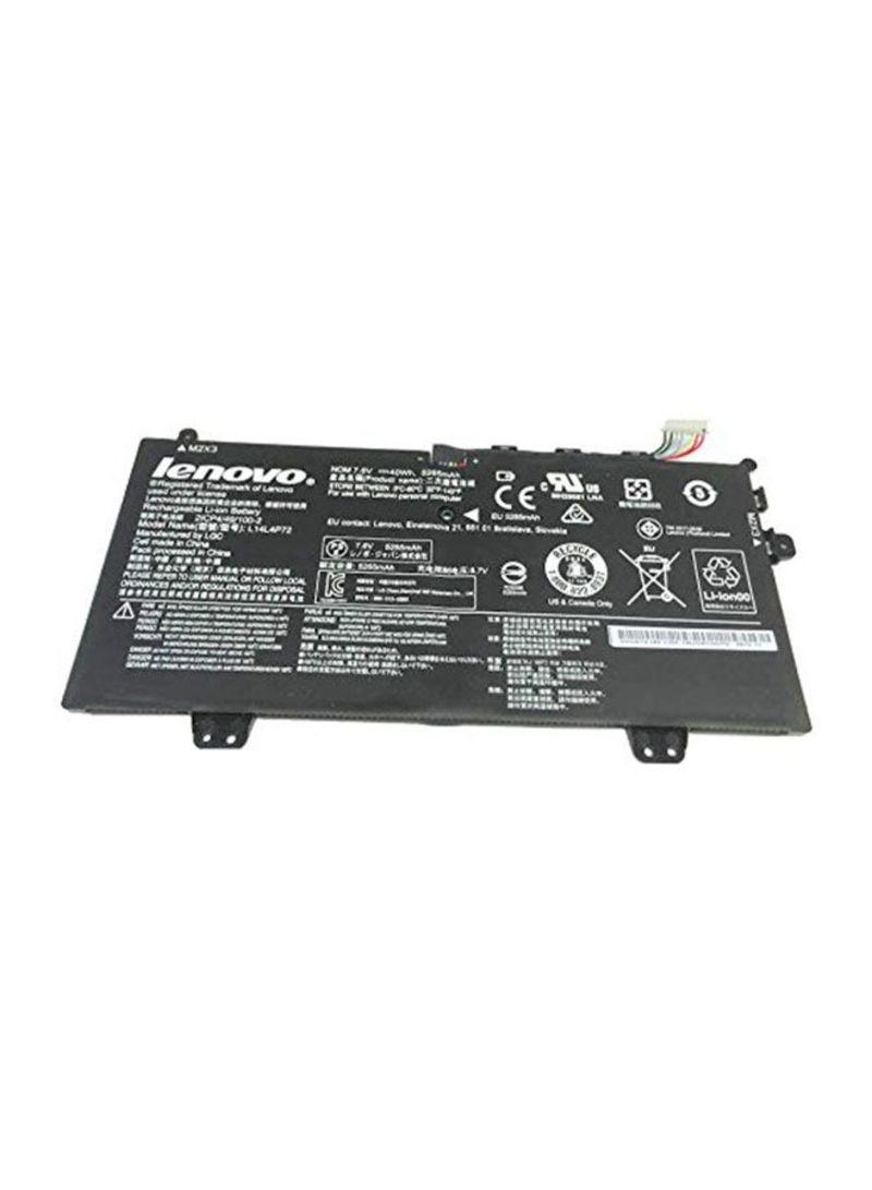 Lenovo Laptop Replacement Battery Black