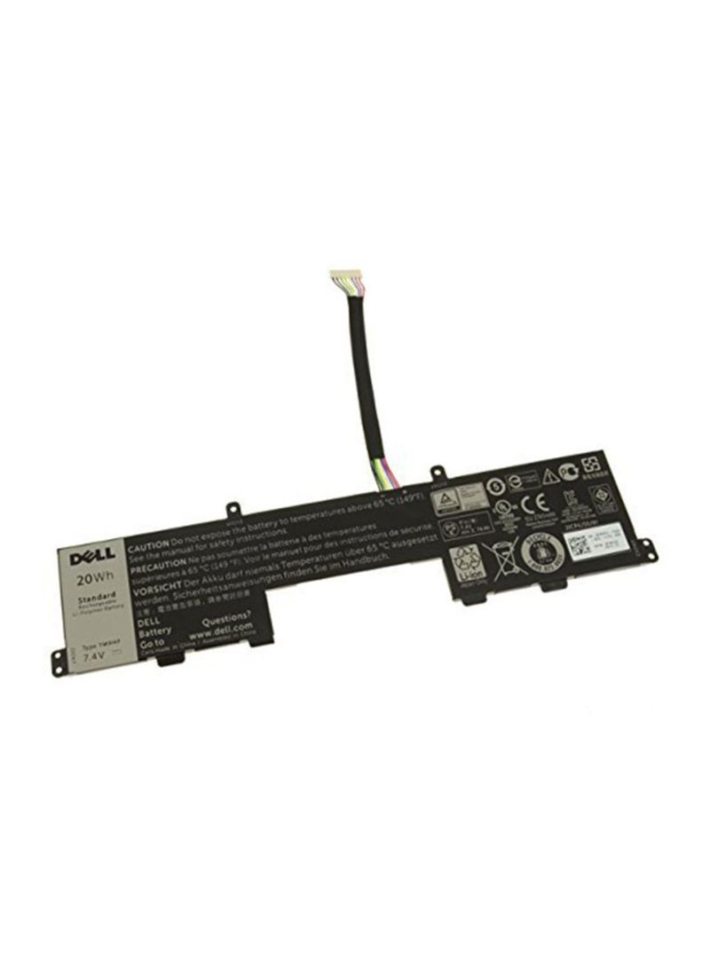 Dell Laptop Replacement Battery Black