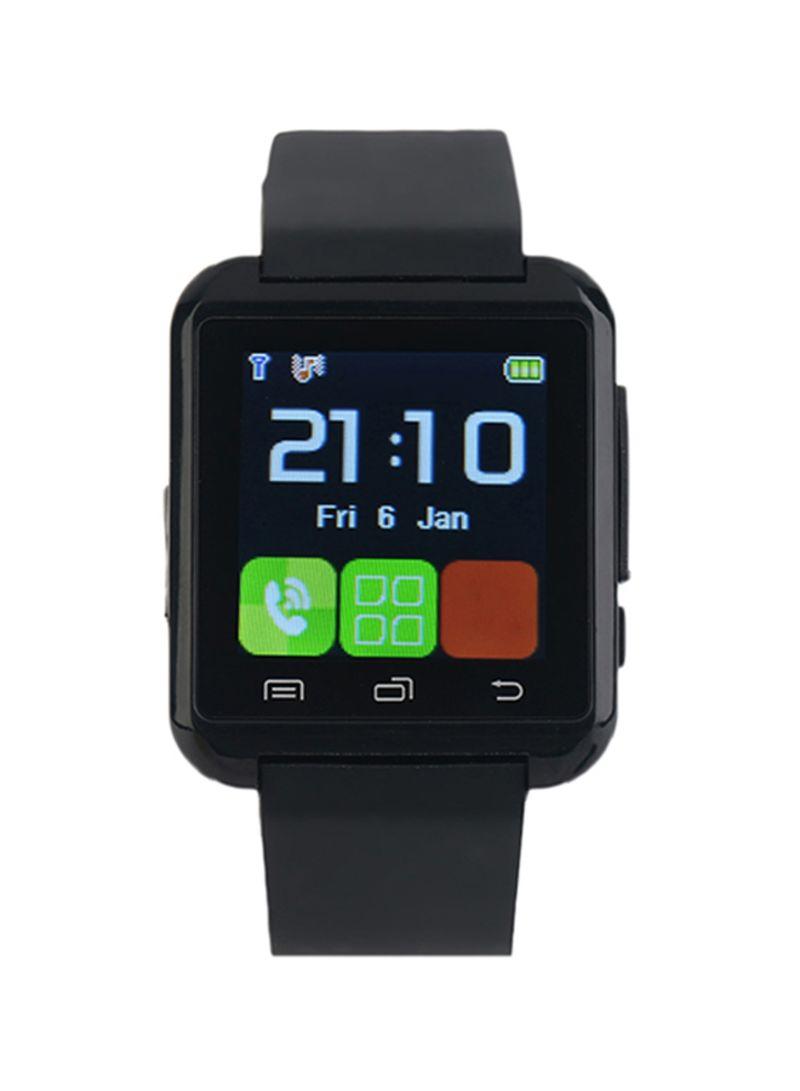 S5 Smartwatch With Gsm Sim Card Slot Black
