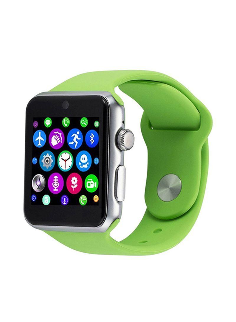 Bluetooth SIM Card Camera Support Remote Smartwatch ZC1274703 Green