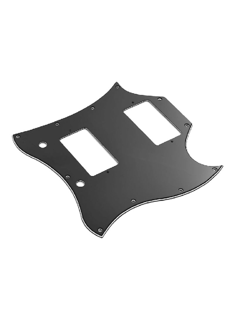 HH Guitar Pickguard Scratch Plate For SG Electric Guitars