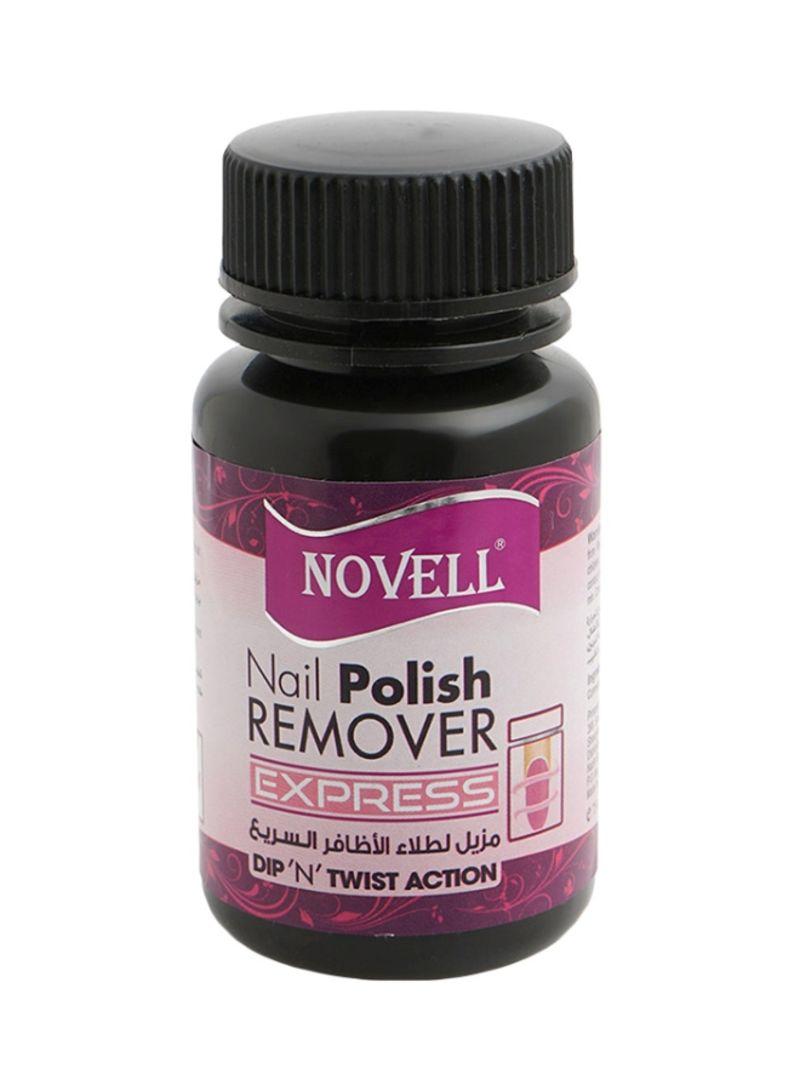 Express Nail Polish Remover Clear