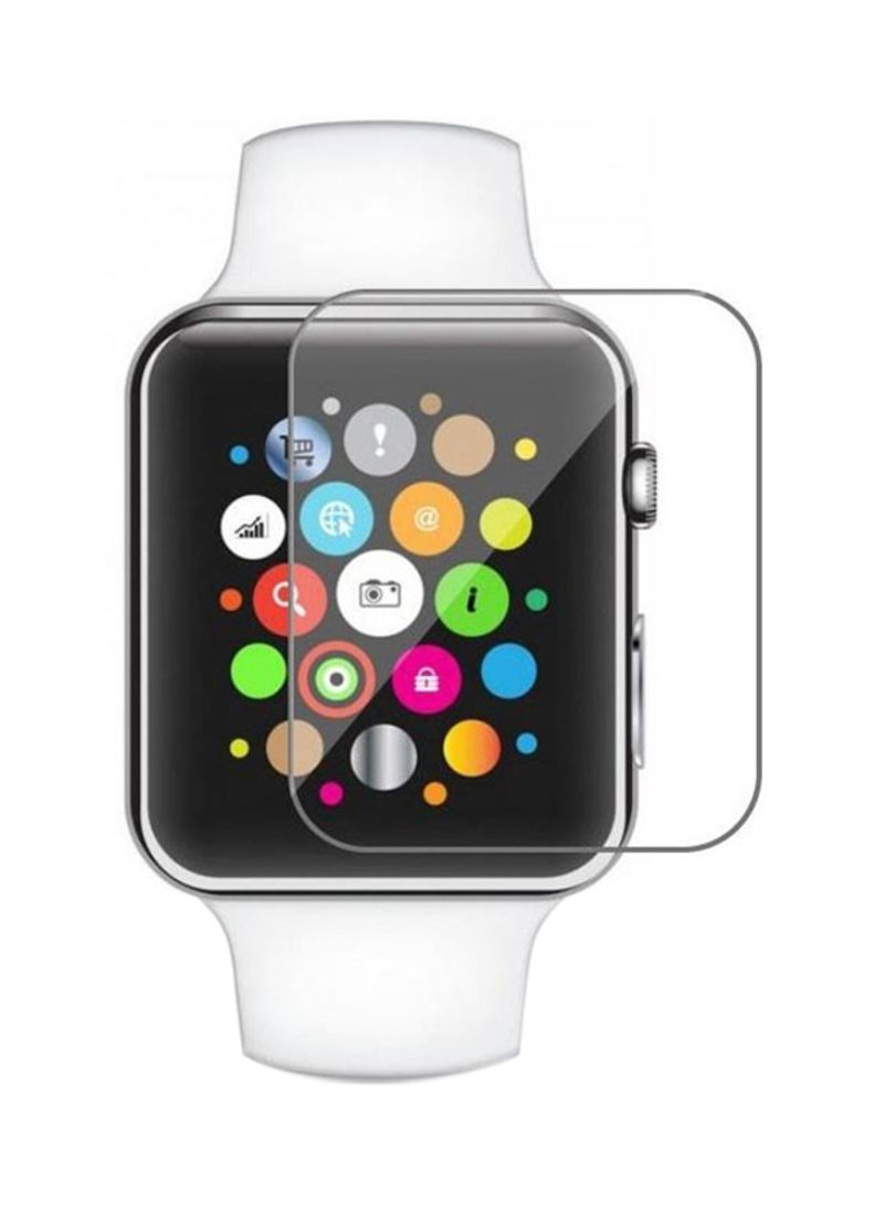 Tempered Glass For Apple Watch Series 4 Transparent 40 millimeter