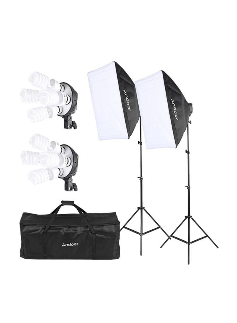 Photo Studio Lighting Kit Multicolour