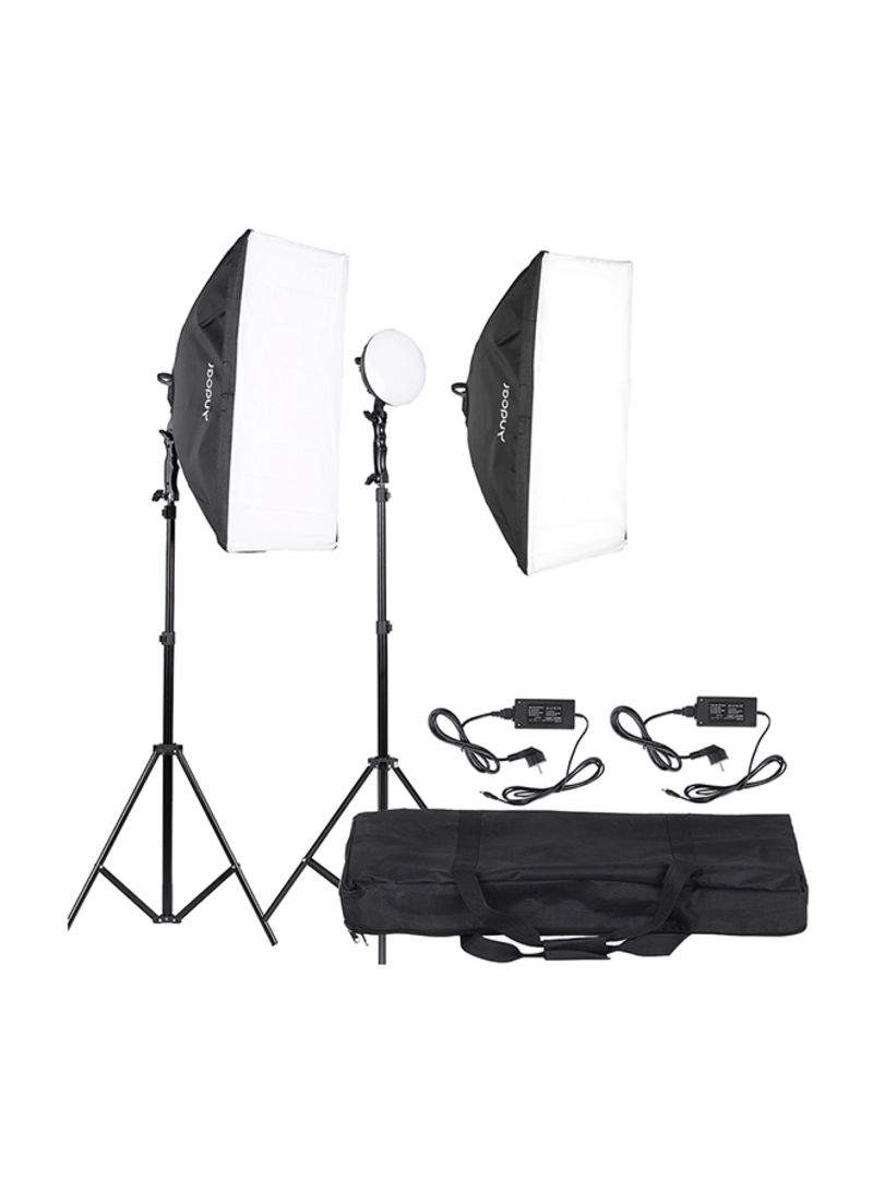 Photography Studio Lighting Kit Multicolour