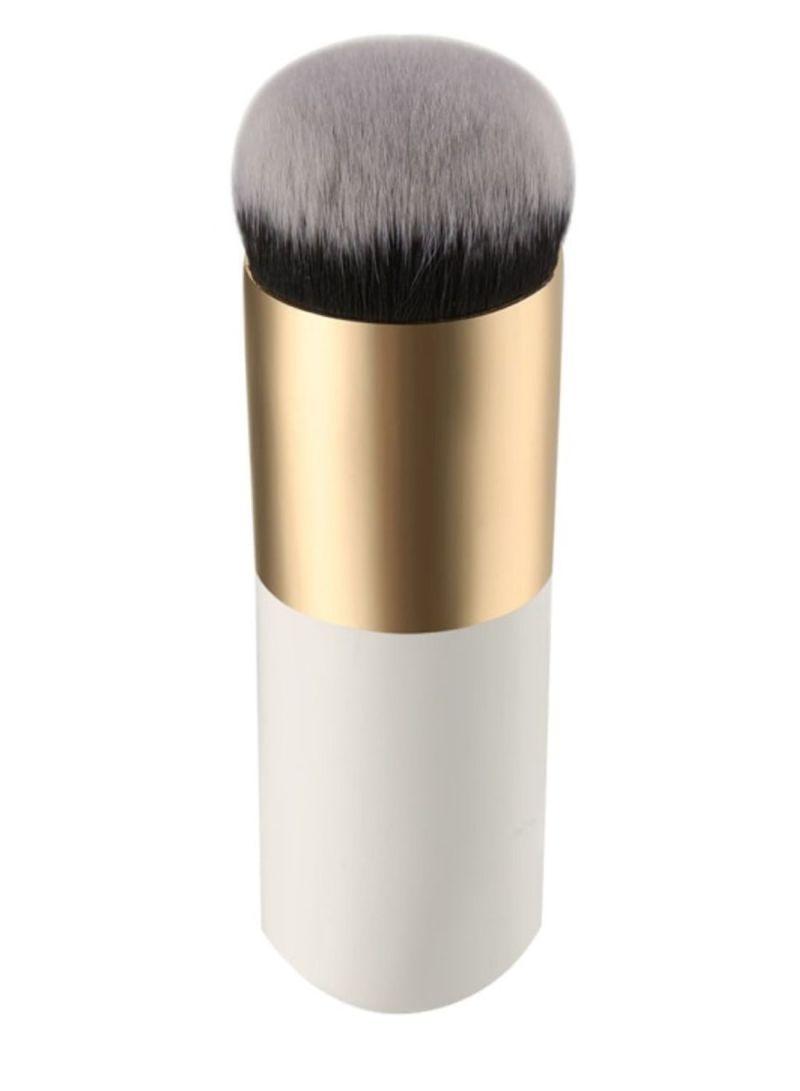 Face Powder Brush Gold/White/Black