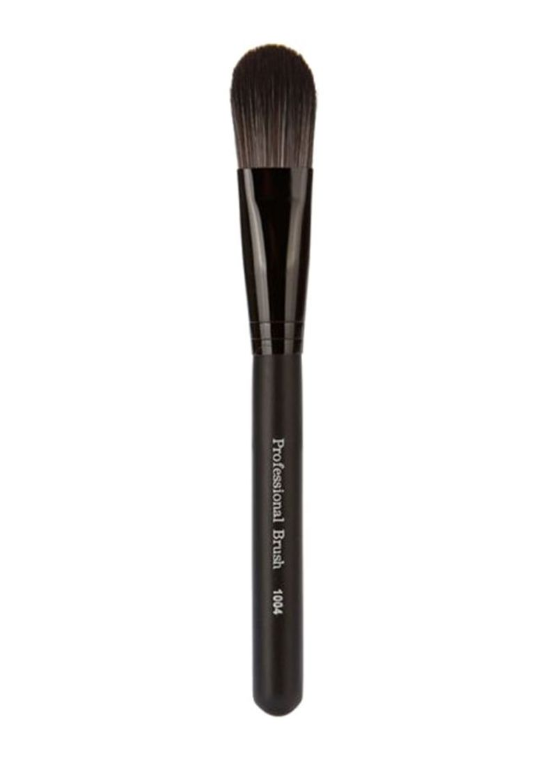 Professional Dual Use Makeup Brush Black